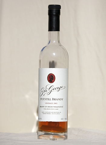 Sir George Potstill Brandy