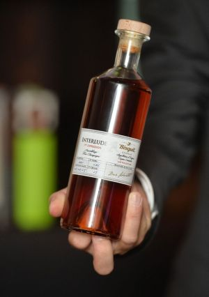 Bisquit Interlude: 69 year old Cognac
