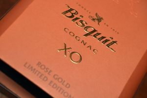 Bisquit Cognac XO Rose Gold